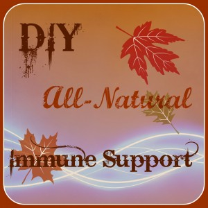 DIY Recipes that Support Your Immune System