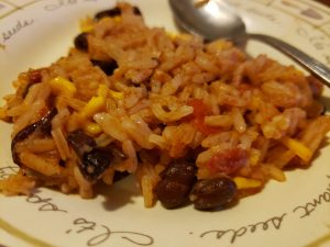 Black Beans and Rice – That My Hubby Will Eat!