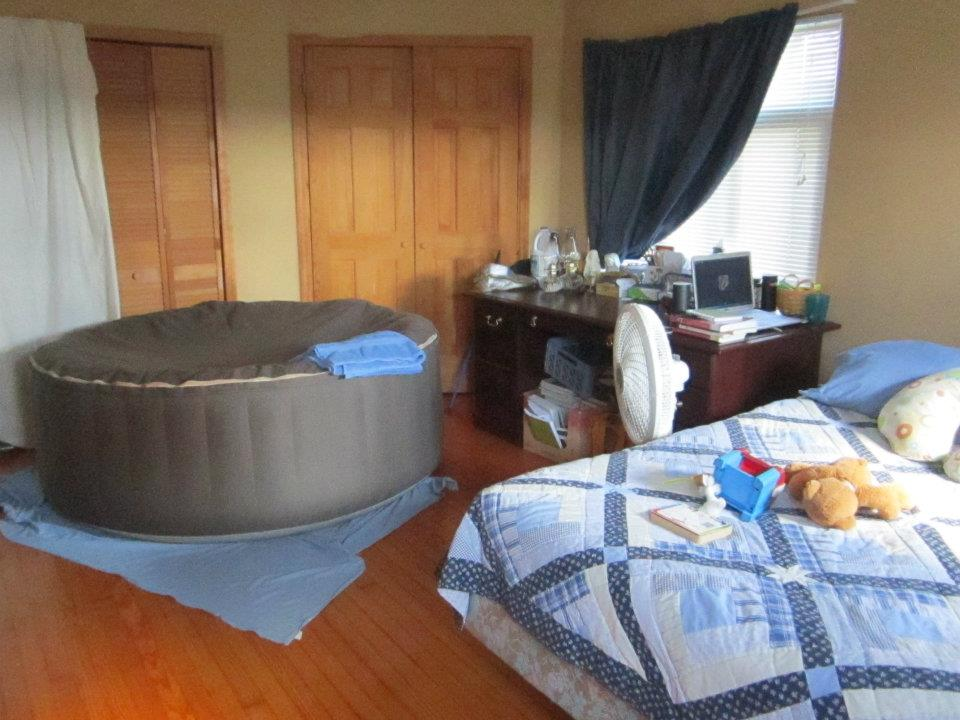 water birth home birth